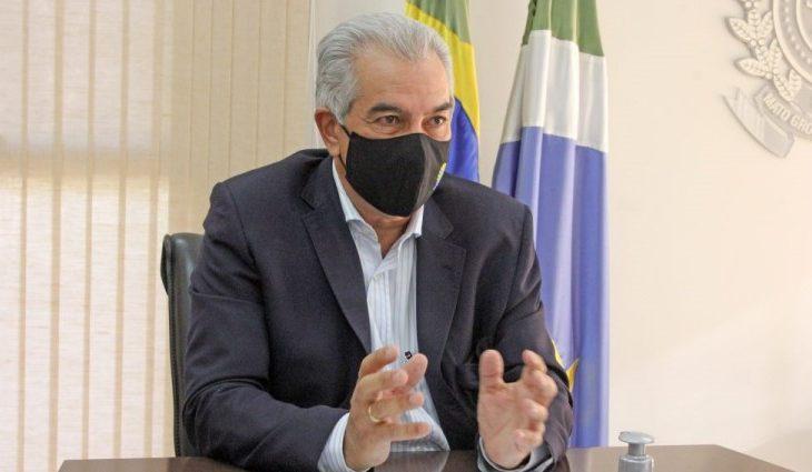 Governador sanciona LDO, que prevê receita de R$ 18,47 bilhões para MS em 2022 - Crédito: Chico Ribeiro/Arquivo