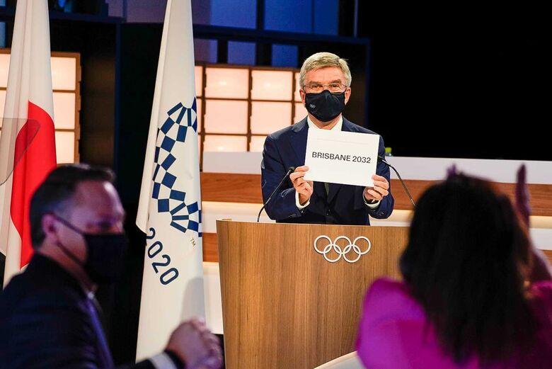 Brisbane, na Austrália, é escolhida como sede da Olimpíada de 2032 - Crédito: Divulgação/Twitter IOC Media