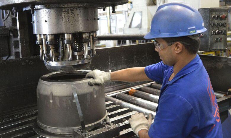 Inflação nas fábricas sobe para 1,31%, revela pesquisa - Crédito: José Paulo Lacerda/CNI/Direitos Reservados
