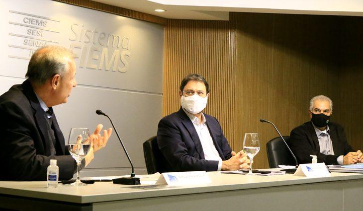 MS é referência nacional em energia renovável, diz ministro de Minas e Energia - Crédito: Edemir Rodrigues
