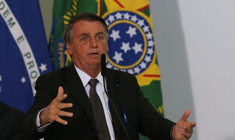 Presidente diz que deve vetar dinheiro para o fundo eleitoral - Crédito: Fabio Rodrigues Pozzebom/Agência Brasil