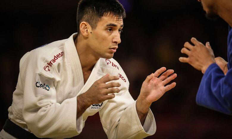 Eric Takabatake será um dos primeiros a competir - Crédito: Abelardo Mendes Jr./rededoesporte.gob.br/Direitos Reservador