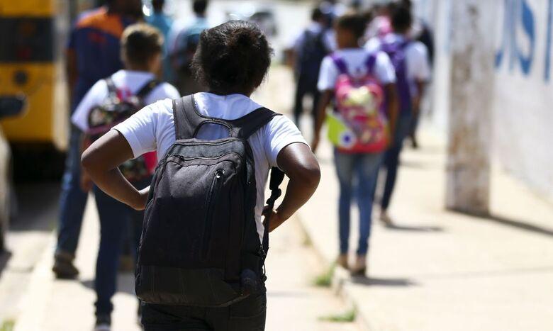 Medidas preventivas são pouco adotadas por crianças, aponta estudo - Crédito: Marcelo Camargo/Agência Brasil