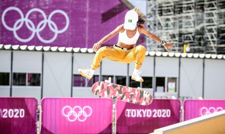 Novos esportes em Tóquio: 16 brasileiros competem no surfe e no skate - Crédito: Gaspar Nóbrega/COB/Direitos Reservados