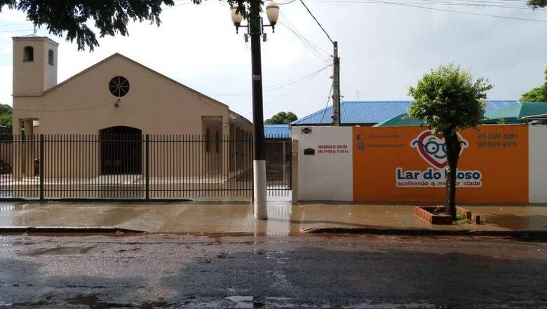 Lar dos Idosos precisou diminuir o número de residentes para continuar atendendo - Crédito: Divulgação