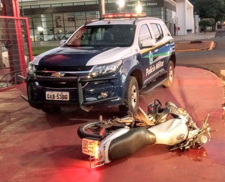 Motociclista morre após acidente na Marcelino Pires -