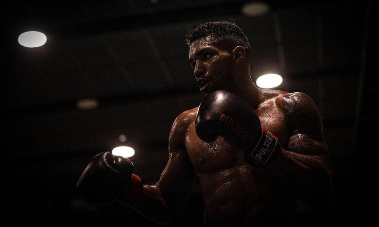 Tóquio: Abner Teixeira vence e avança às quartas de final no boxe - Crédito: Rafael Bello/COB/Direitos Reservados