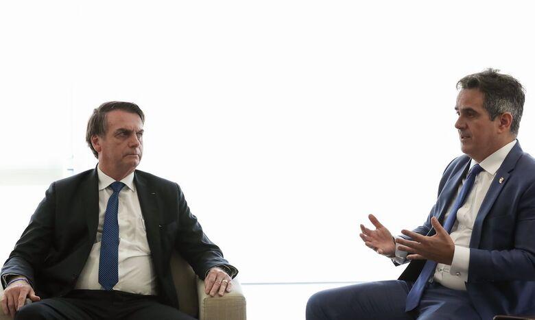 Senador Ciro Nogueira assumirá comando da Casa Civil, diz presidente - Crédito: Marcos Corrêa/PR