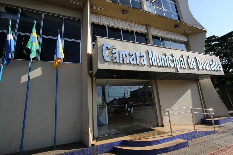 Vereadores e prefeito poderão ter dívidas da Câmara descontadas em folha - Crédito: Divulgação
