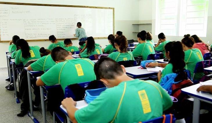 Volta às aulas na rede pública começa de forma escalonada - Crédito: Divulgação