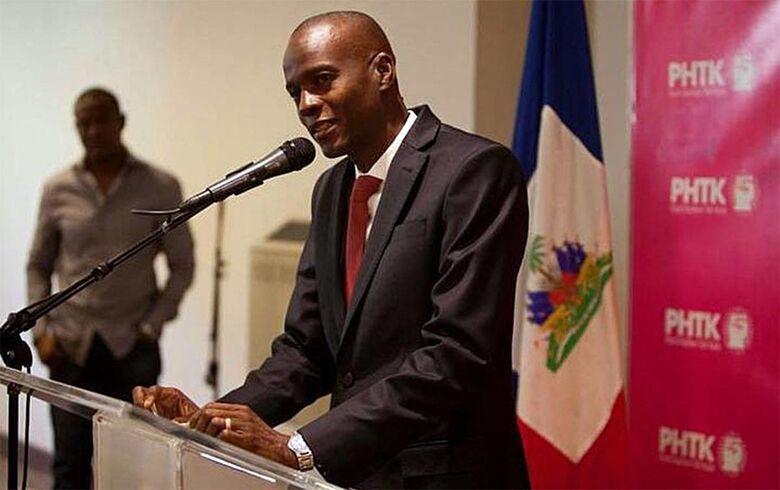 Presidente do Haiti é assassinado em casa durante a noite, diz premiê - Crédito: Telesur/Via Brasil de Fato