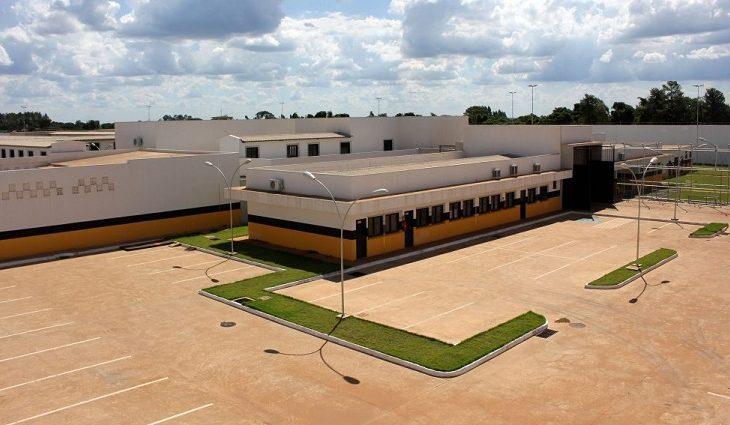 Agepen autoriza atividades de guarda externa e escoltas de presos no presídio de Bataguassu - Crédito: Divulgação