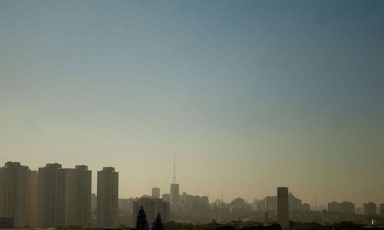Estudo associa poluição do ar a maior gravidade de doenças mentais - Crédito: Arquivo/Agência Brasil