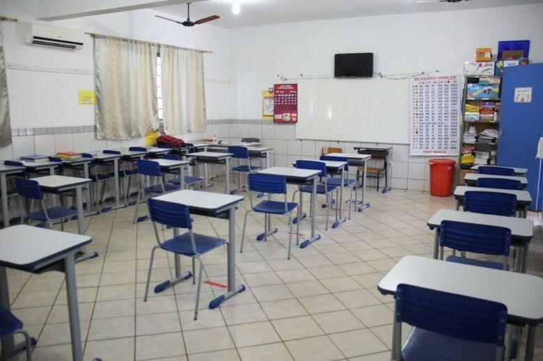 As 85 instituições da Reme, sendo 46 escolas e 39 Ceims, estão abertas para a receber a visita dos pais - Crédito: Assecom