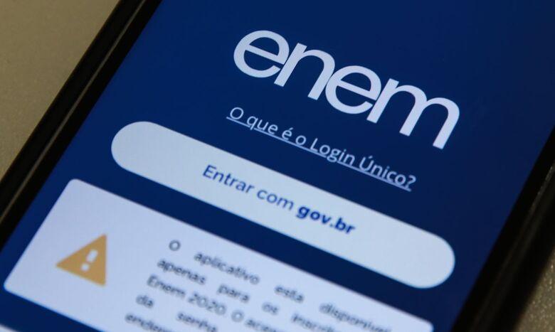 Inscrições do Enem para isentos ausentes em 2020 terminam domingo - Crédito: Marcello Casal Jr./Agência Brasil