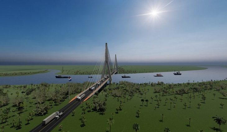 Comissão mista homologa consórcio que vai construir ponte da Rota Bioceânica em MS -