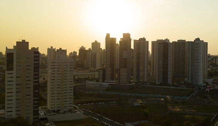 Sol, calor e tempo firme predominam nesta quinta-feira em Mato Grosso do Sul - Crédito: Edemir Rodrigues