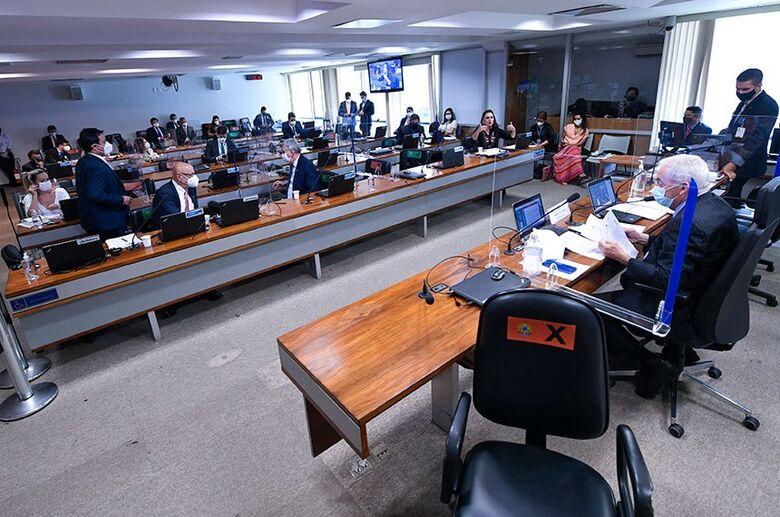 Projeto foi aprovado em reunião da Comissão de Assuntos Econômicos nesta terça - Crédito: Edilson Rodrigues/Agência Senado