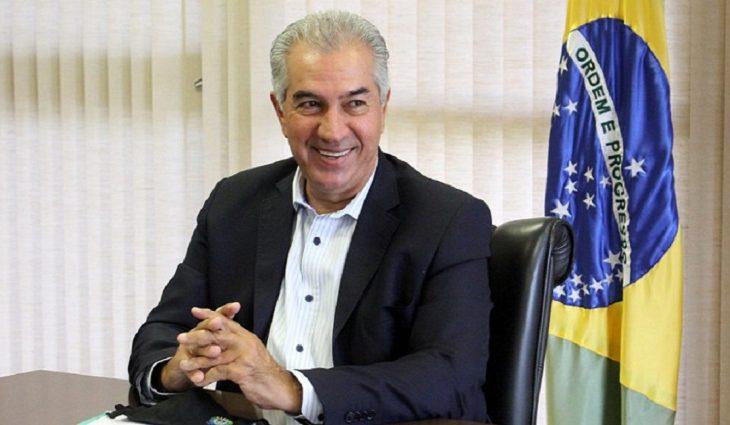 Reinaldo Azambuja leva projeto que reduz ICMS da conta de luz à Assembleia nesta terça - Crédito: Chico Ribeiro