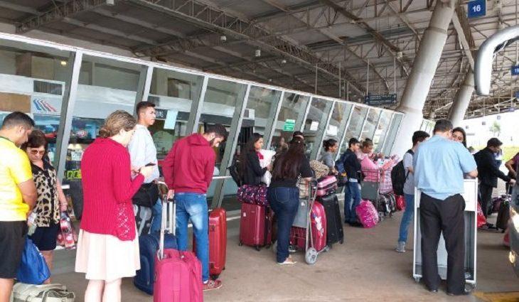 Pesquisa da Agepan e Fundtur para projeto de melhoria do transporte turístico vai até 29 de setembro - Crédito: Arquivo