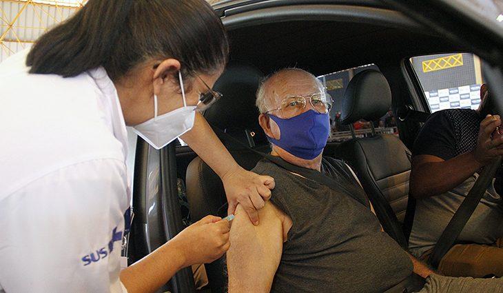 Mais da metade da população de MS completou esquema vacinal contra Covid-19 - Crédito: Edemir Rodrigues