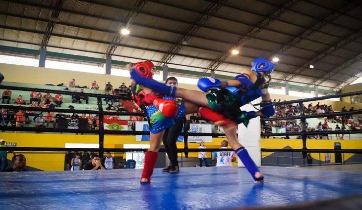 Estadual de Muay Thai acontece na Capital neste fim de semana - Crédito: Divulgação