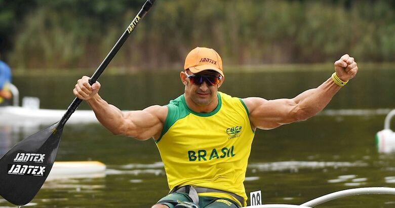 Medalhista em Tóquio, Fernando Rufino vence o Mundial de Canoagem nos 200m VL2 - Crédito: Divulgação