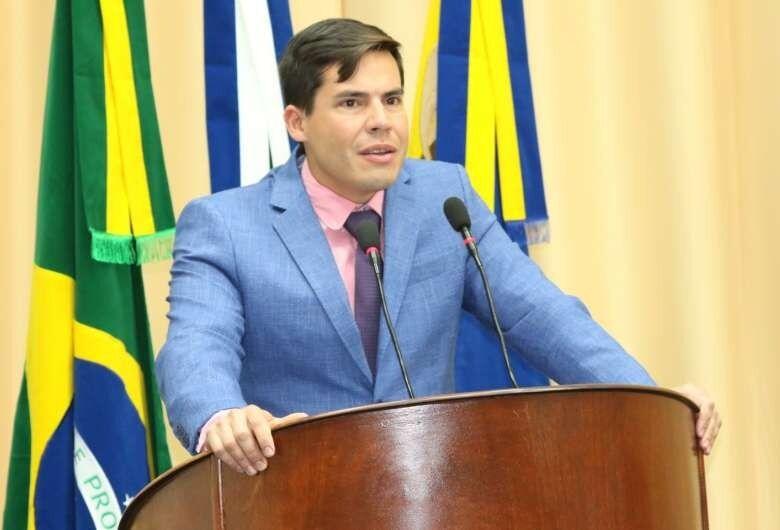 Advogado entra com pedido de cassação contra vereador Diogo Castilho - Crédito: Divulgação