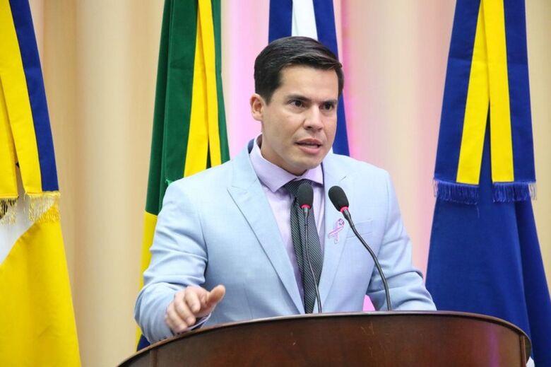 Câmara afasta vereador Diogo Castilho por 90 dias -