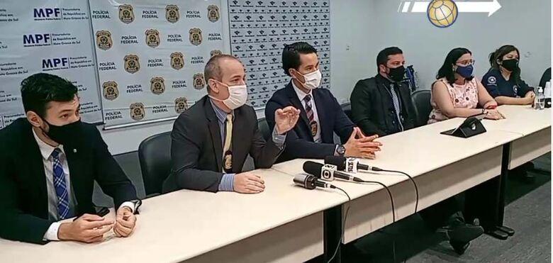 Operação em hotéis de Dourados apreendeu R$ 1 milhão em mercadorias - Crédito: Cido Costa