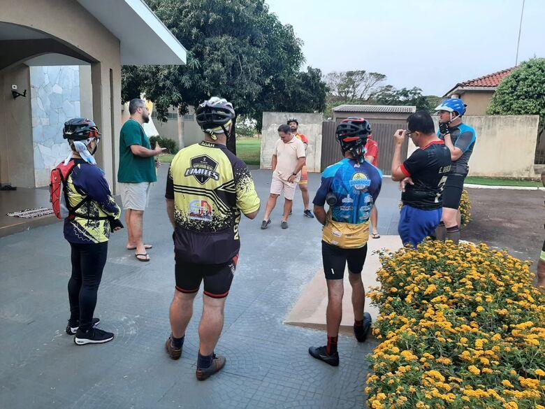 Pedal espera reunir 500 ciclistas em Dourados -