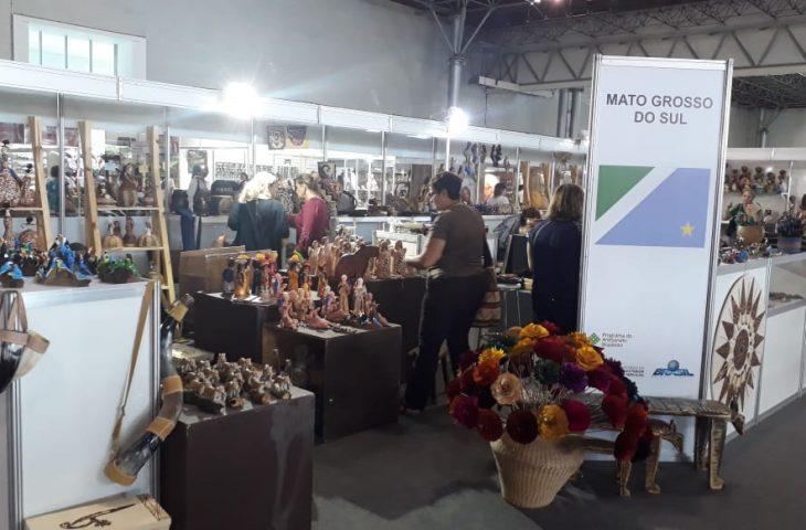 Fundação de Cultura seleciona artesãos para participar de duas Feiras Nacionais de Artesanato - Crédito: Divulgação/Feira Nacional do Artesanato em Belo Horizonte