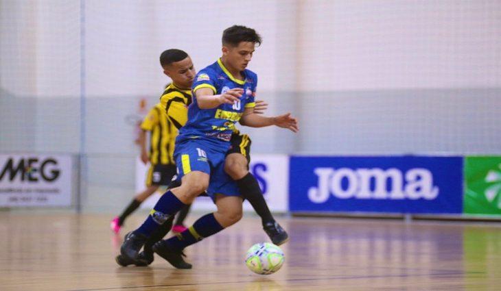 MS é representado pela Apaefs de Dourados na Taça Brasil de Futsal Sub-17 - Crédito: Mônia Cris/CBFS