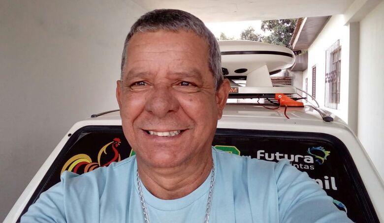Morre aos 62 anos, o radialista Pedro Moreira em Nova Andradina - Crédito: Redes Sociais