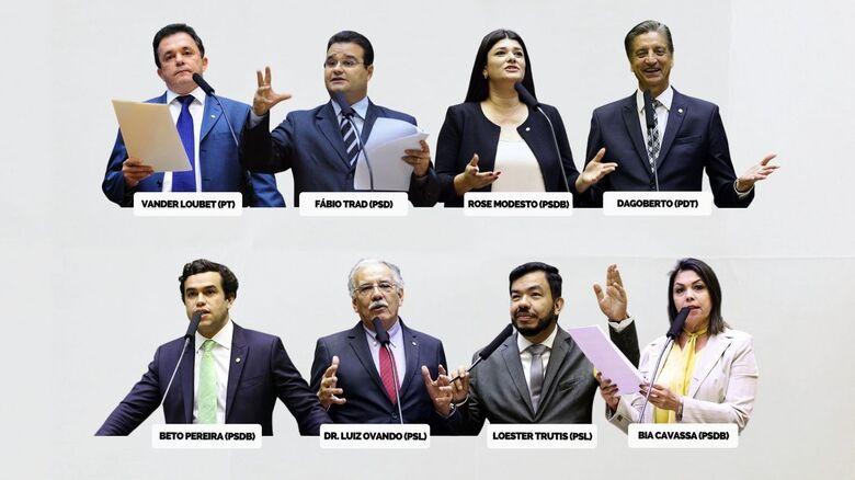 Saiba como se posicionam os Deputados Federais de Mato Grosso do Sul sobre a Reforma Administrativa -