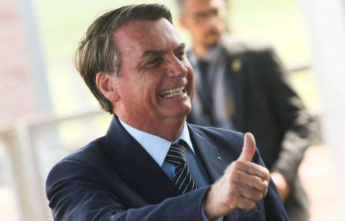 Bolsonaro vem a MS pela 3ª vez no ano comemorar mil dias de governo - Crédito: Antonio Cruz/Agência Brasil