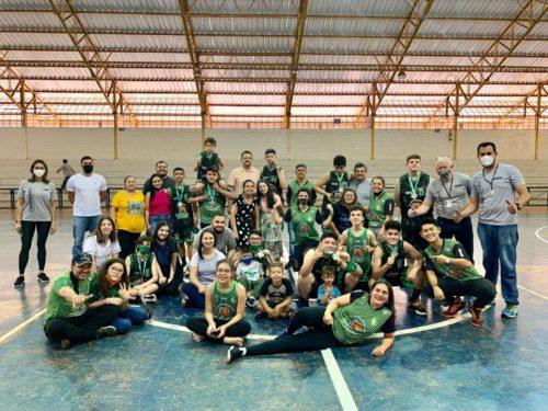 Dourados terá representantes na etapa nacional dos jogos escolares -