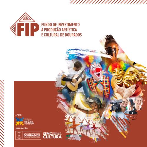 Cultura de Dourados ganha força com FIP e outros projetos -