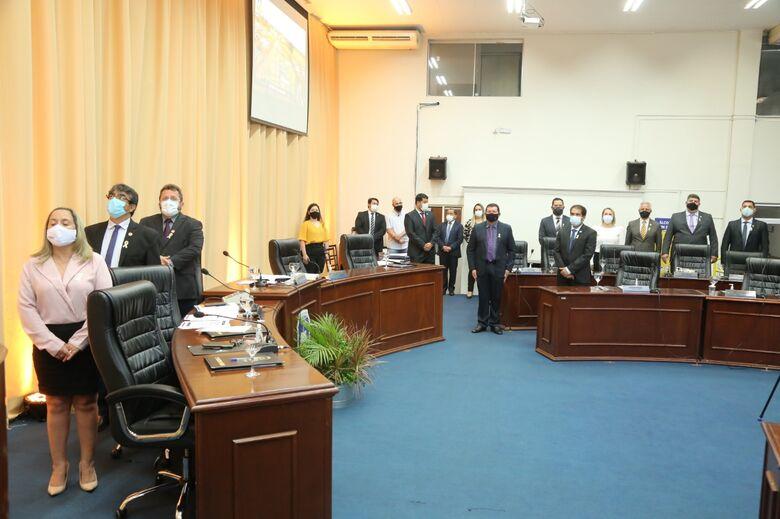 Projeto de Lei foi aprovado em segunda votação na Câmara e segue para sanção do prefeito Alan - Crédito: Valdenir Rodrigues/CMD