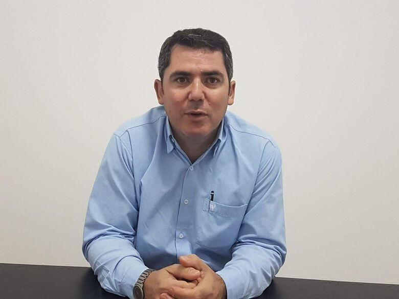 Michael Araújo, presidente do Grupo Plantio na Palha - Crédito: Divulgação