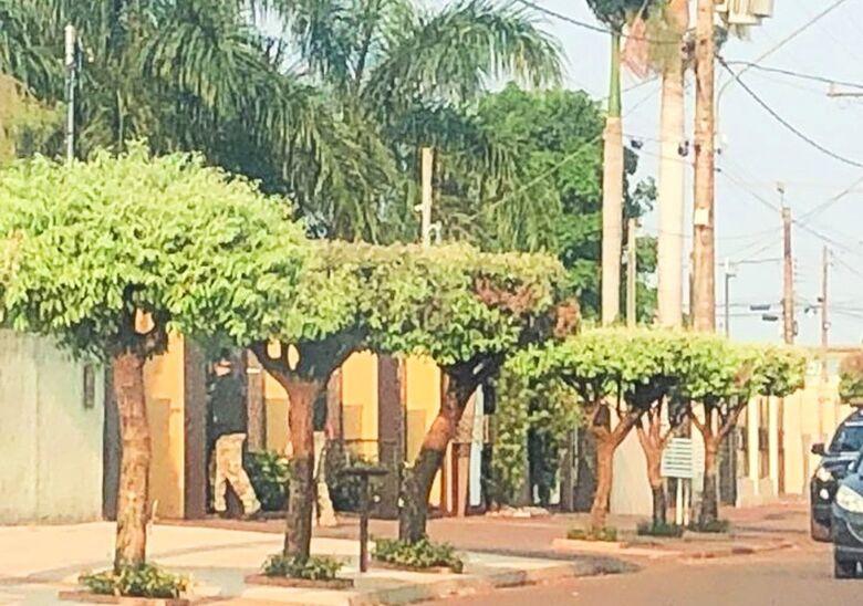 Procurado por suspeita de desvio de recursos públicos, ex-prefeito de Maracaju deve se apresentar nesta quinta à polícia, diz defesa - Crédito: Dracco/Divulgação