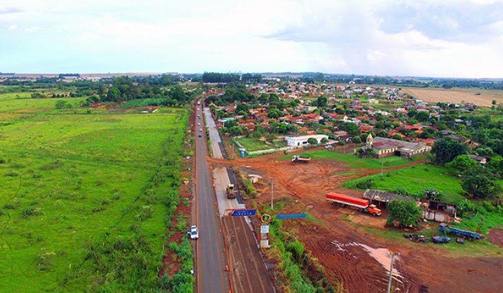 Governo assina contrato para obra de R$ 7,1 milhões na rodovia MS-157, em Itaporã - Crédito: Edemir Rodrigues/Arquivo
