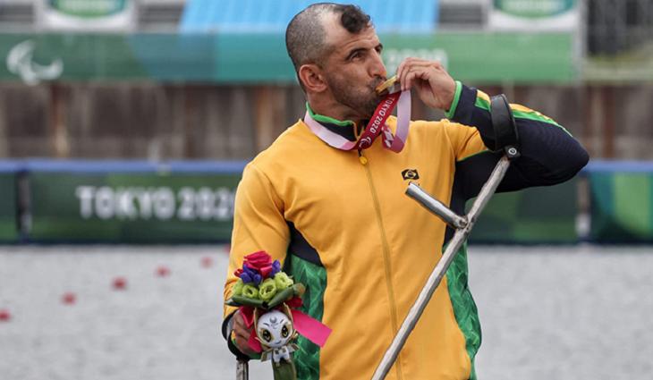 Com quatro ouros, MS faz história e ajuda Brasil a ter melhor campanha em Paralimpíadas - Crédito: Miriam Jeske/CPB