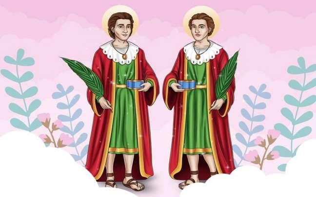 Hoje é dia de São Cosme e Damião, conheça a história dos padroeiros dos médicos - Crédito: Alto Astral
