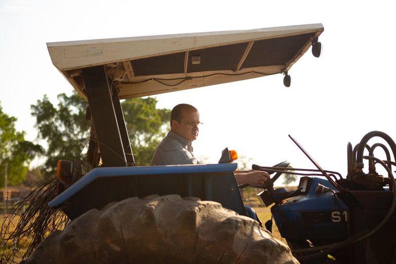 Barbosinha destaca importância de programa que leva internet para áreas rurais de MS -