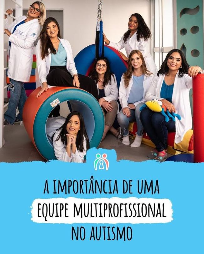 A importância de uma equipe multiprofissional no autismo -