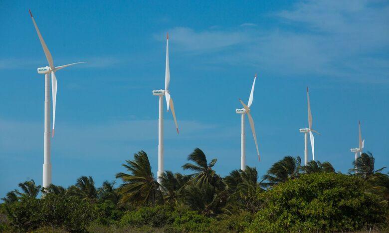 """Transição energética é """"demasiado lenta"""", alerta agência - Crédito: Divulgação/Ari Versiani/PAC"""