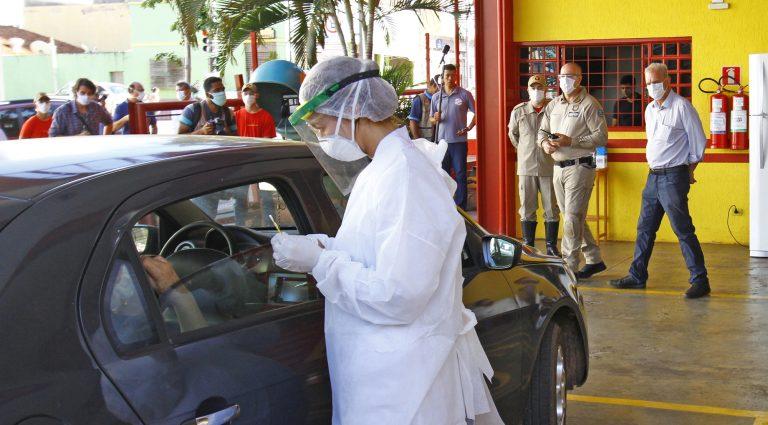 Em Mato Grosso do Sul, combate à pandemia vai deixar legado de infraestrutura na Saúde - Crédito: Saul Schramm