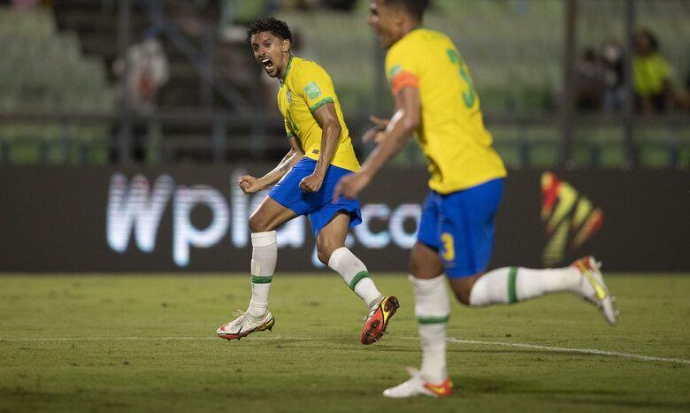 Brasil joga mal, mas vence Venezuela nas Eliminatórias - Crédito: Lucas Figueiredo/CBF/Direitos Reservados