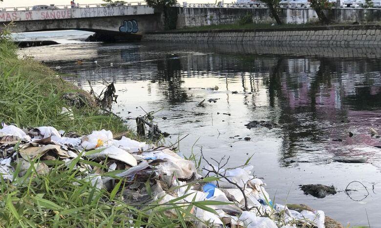 Falta de saneamento básico causa mais de 273 mil internações em 2019 - Crédito: Carolina Gonçalves/Agência Brasil